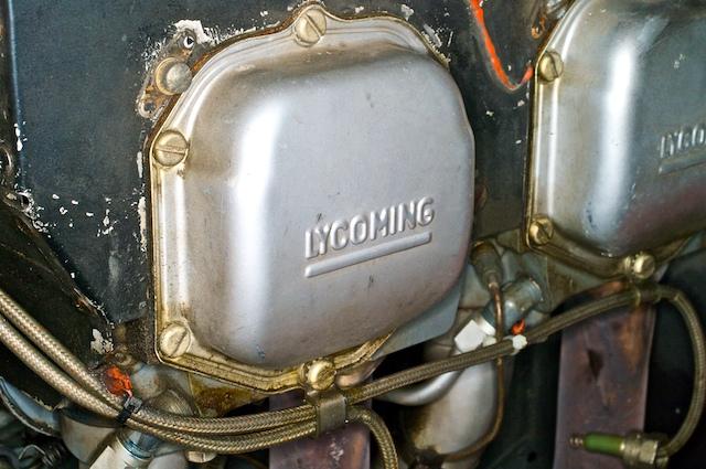 Lycoming sylinterin kansi